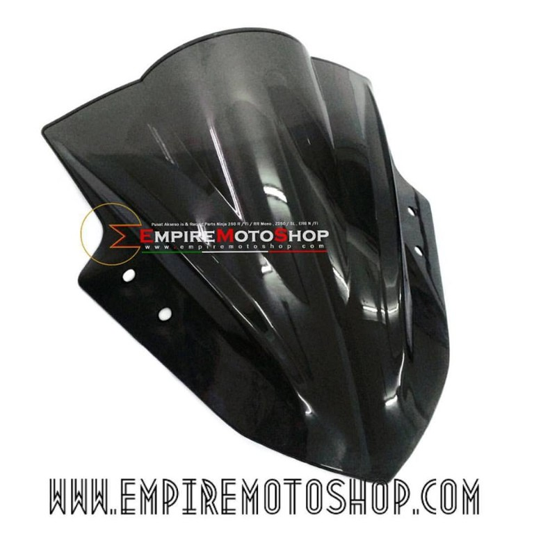 Windscreen EMS Smoke Ninja 250 FI / Ninja 300