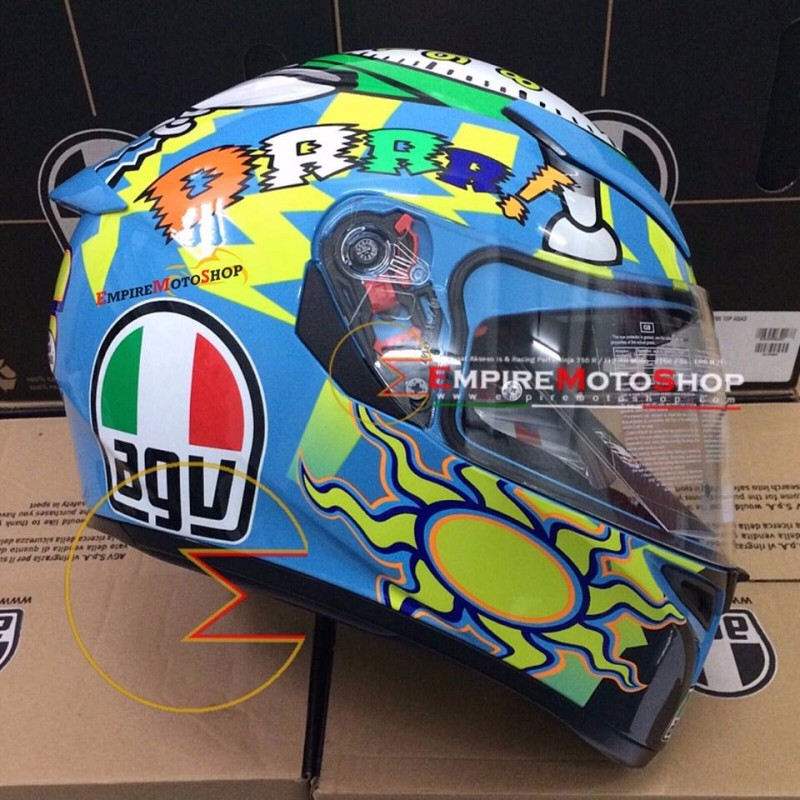 Helm AGV K3 SV Wake Up