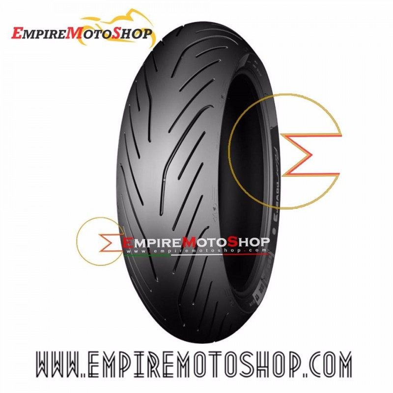 Ban Michelin Pilot Power3 uk 160/60-17