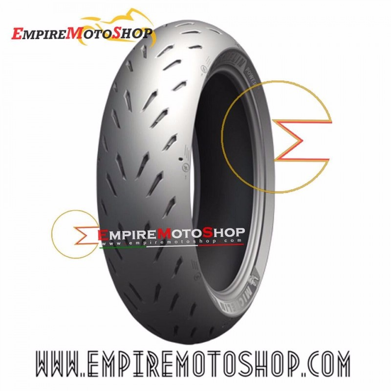 Ban Michelin Pilot Power RS 180/55-17