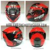 Helm Nolan N64 Sparky Red Black