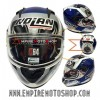 Helm Nolan N64 Enea Bastianini Metal White