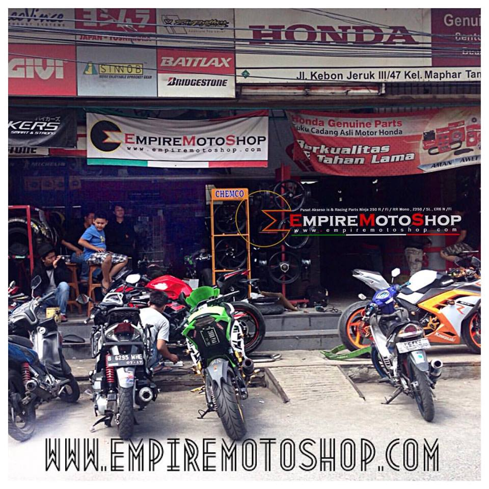 Check Empiremotoshopcoms Seo All New Cbr 150r Racing Red Jepara