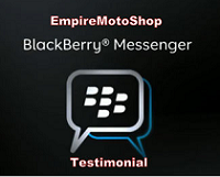 BlackBerry Testimonial