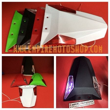 Aneka warna Half Undertail / Fender Eliminator