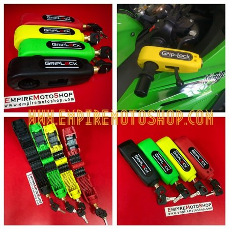Aneka Warna Grip Lock