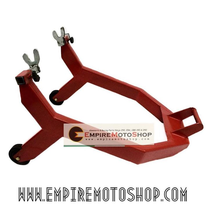 Standar paddock STEEL Red