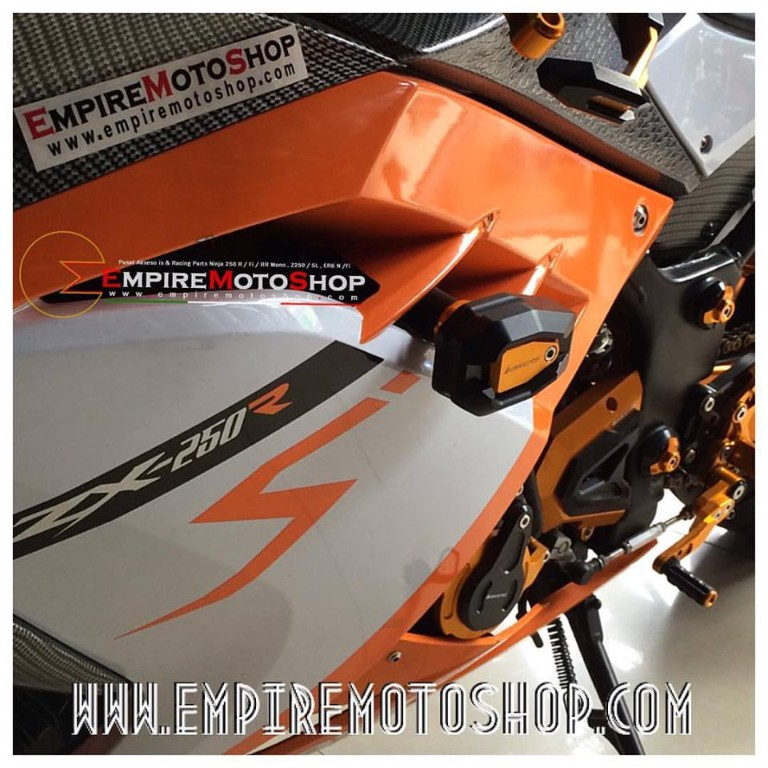 Cover Engine Bikers Ninja 250 FI (Taiwan)