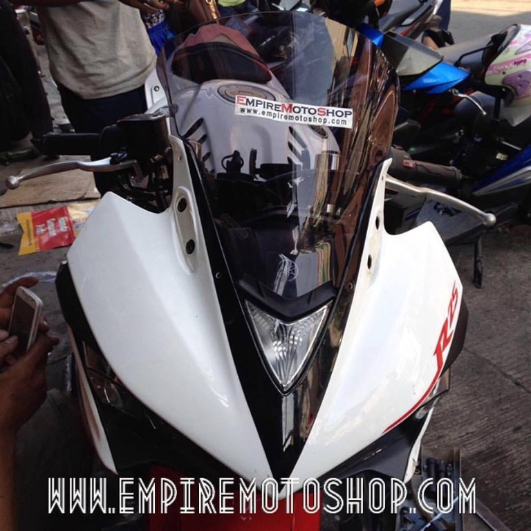 Windshield MRA Smoke Yamaha R25