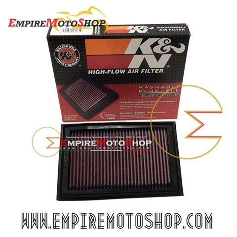Air filter KNN replacement KA-2508 Ninja 250 Fi