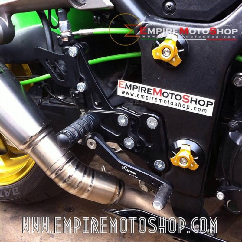 Footstep Depan Lightech Ninja 250 Fi