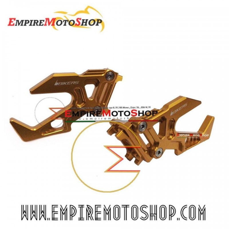Stand Hook Bikers Ninja 250 Fi Z250 Orange