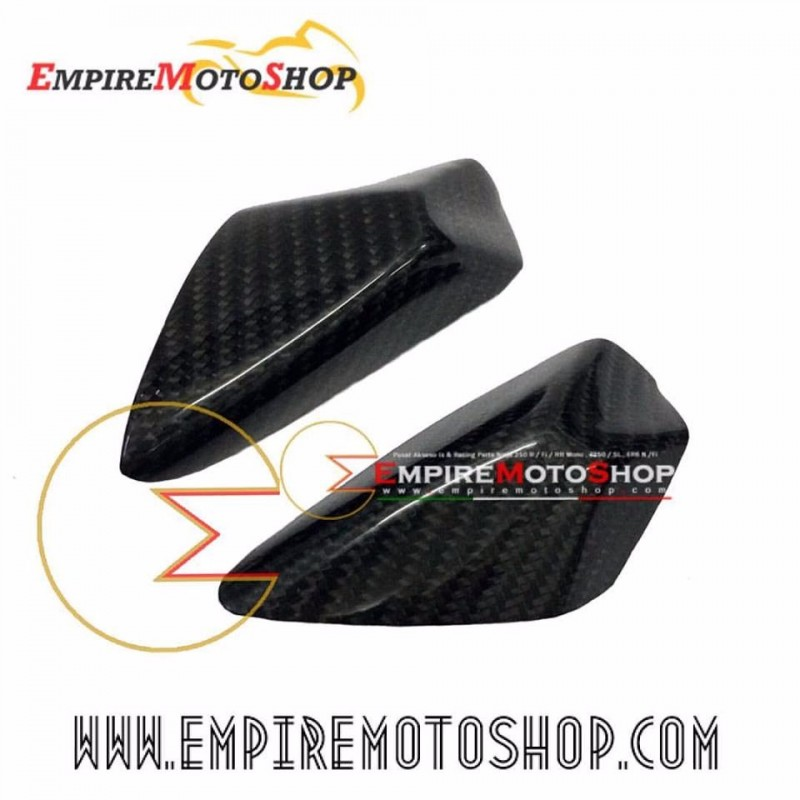 Cover Body Belakang CBR250RR Carbon Kevlar