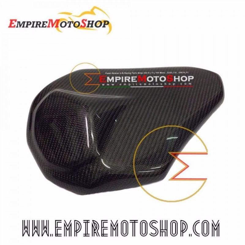 Cover Seat Carbon Kevlar CBR250RR
