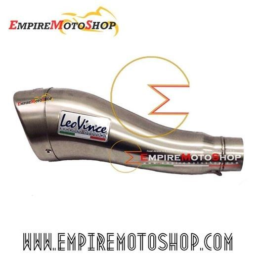 Knalpot Leovince Cobra Silencer Only