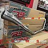 Knalpot R9 GP SS All New Yamaha R15 Fullsystem Stainless